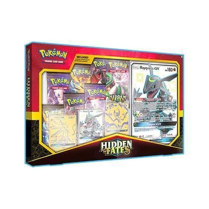 Hidden Fates Premium Powers Collection Box