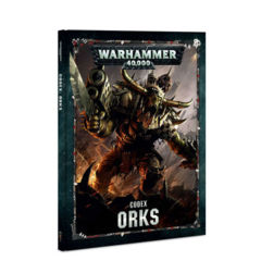 Orks codex 2018 ENG