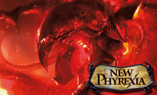 New phyrexia banner