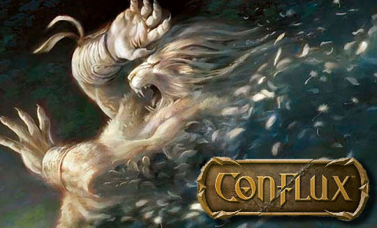 Conflux banner