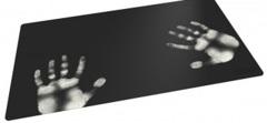 Ultimate Guard: Playmat Chromiaskin- X-Ray (Black)