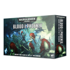 Blood Of The Phoenix Box Set