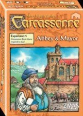 Carcassonne Expansion 5: Abbey & Mayor (FR)