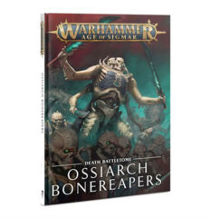 Battletome - Ossiarch Bonereapers