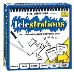 Telestrations Édition Québécoise