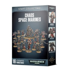 Start Collecting! Chaos Space Marines  2019