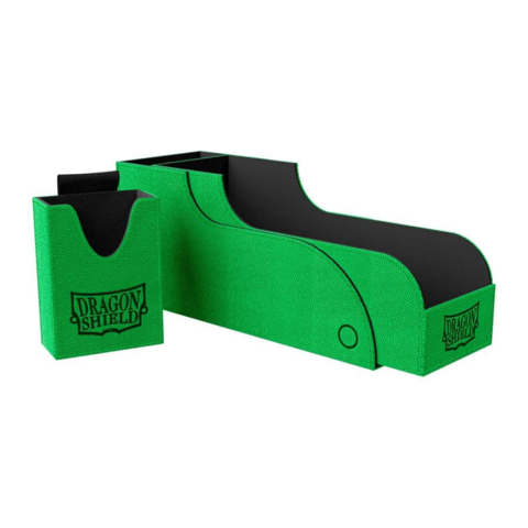 Dragon Shield Nest Box 300 - Green/Black