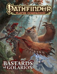 PATHFINDER PLAYER COMPANION: BASTARDS OF GOLARION