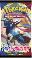 Épée et Bouclier Booster Pack (FR) (Sword and Shield)