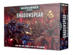 Shadowspear Core Game