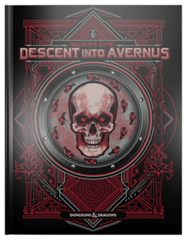 Dungeons & Dragons: Baldurs Gate: Descent into Avernus (HC Hobby Exclusive)