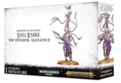 Daemons of Slaanesh Syll'esske the Vengeful Allegiance
