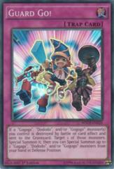 Guard Go! - WSUP-EN029 - Super Rare - 1st Edition