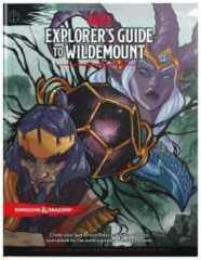 Dungeons & Dragons Explorer's Guide to Wildemount (Dungeons & Dragons) [Hardcover]