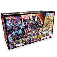 YGO LEGENDARY HERO DECKS