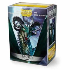 Dragon Shield Art Sleeves Classic Mear 100ct