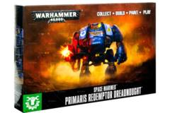 Easy To Build Space Marines Primaris Redemptor Dreadnought