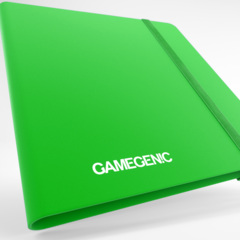 Gamegenic Casual Album 24-Pocket (Green)