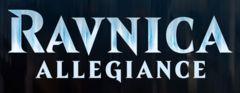 Inscription Ravnica Allegiance Prerelease Registration