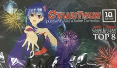 Otakuton 10th EditionTop 8 Playmat