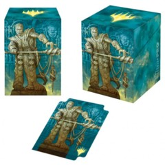 Ultra Pro - Theros Beyond Death Deck PRO 100+ Deck Box - Alternate Art Calix, Destiny's Hand