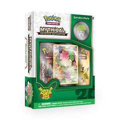 Mythical Pokemon Collection: Shaymin