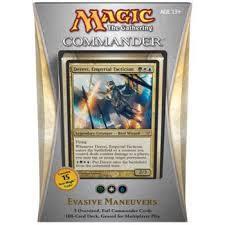 Commander 2013 - Evasive Maneuvers [G/W/U] Commander