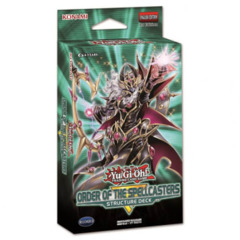 ORDER OF THE SPELLCASTERS STRUCTURE DECK