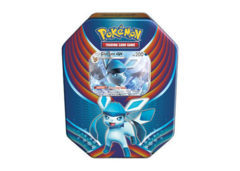 Evolution Celebration Tin - Glaceon-GX