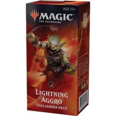 Magic the Gathering: 2019 Challenger Deck - Lightning Aggro