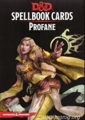 Dungeons & Dragons 5e Éd. : Spellbook Cards - Profane(FR)