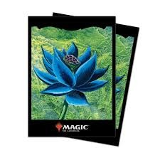 Black Lotus 100 sleeves