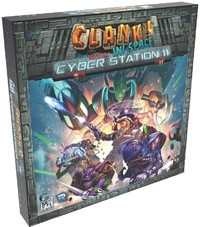 Clank! In! Space! - Cyber Station 11 Expansion