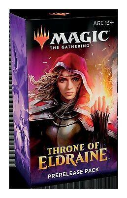 Throne of Eldraine Prerelease Pack Factory Sealed