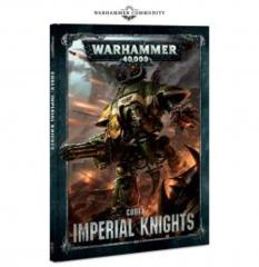 Codex: Imperial Knights 2018