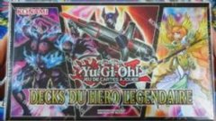YGO Decks du Hero Legendaire (FR)