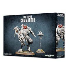 Tau Empire XV8 Battlesuit Commander