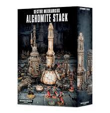 Sector Mechanicus Terrain - Alchomite Stack