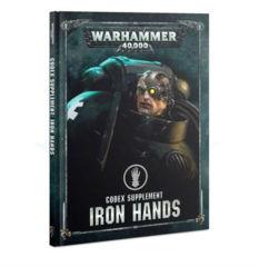 Space Marines: Iron Hands Codex