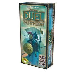 7 Wonders Duel Pantheon (FR)