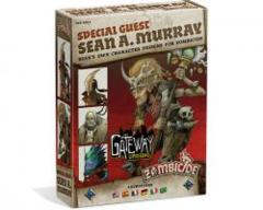 Zombicide: Green Horde—Special Guest Box Sean A. Murray