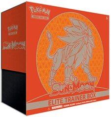 Pokemon TCG: GX Sun & Moon Elite Trainer Box (Solgaleo)