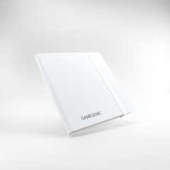Gamegenic Casual Album 24-Pocket (White)