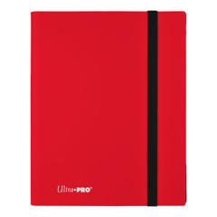 Ultra Pro Binder: Eclipse - Apple Red (9-Pocket)