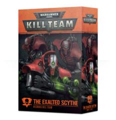 Kill Team The Exalted Scythe Necrons