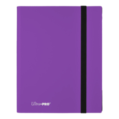 Ultra Pro Binder: Eclipse - Royal Purple (9-Pocket)