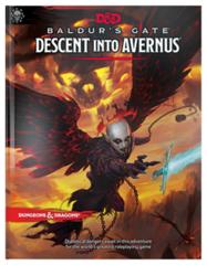 Dungeons & Dragons: Baldurs Gate: Descent into Avernus (HC)