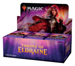 Throne of Eldraine Booster Box (does not include buy-a-box promo)