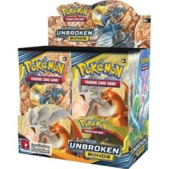 Unbroken Bonds Sun & Moon Booster Box
