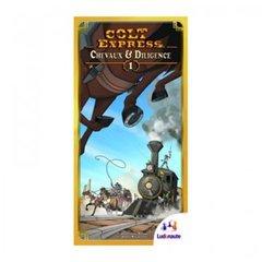 Colt Express - Chevaux et Diligence (FR)